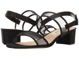 Nina Shoes Ganice Black